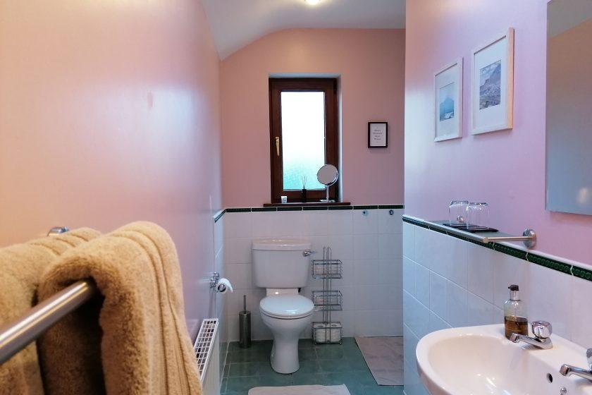 Valhalla BnB Seaview 1 Badezimmer